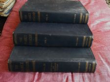 1957 FAMILY PHYSICIAN VOLUMES 1 2 & 3 1957 CAXTON SUPERB ILLUSTRATIONS